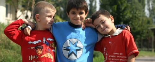 Donazioni bambini villaggio SOS di Ostuni